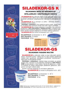 02.SILADEKOR-GS K i SILADEKOR
