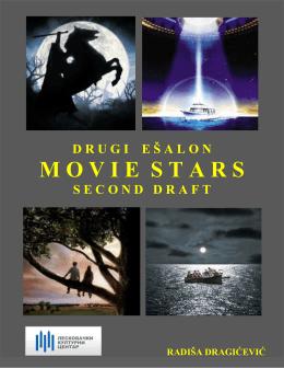 filmski glumci – drugi ešalon