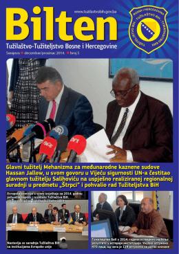 овдје - Tužilaštvo Bosne i Hercegovine
