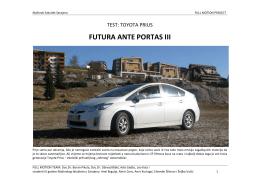 Report (PDF) - KATEDRA ZA MOTORE I VOZILA Mašinskog