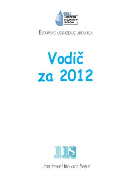 Vodič za 2012