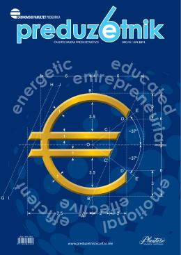 Izlet smjera Preduzetništvo 2011 - Ekonomski fakultet