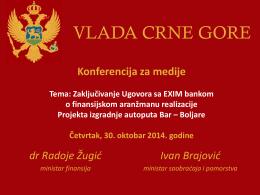 PDF - Vlada Crne Gore