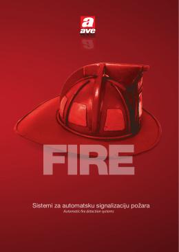 Sistemi za signalizaciju požara