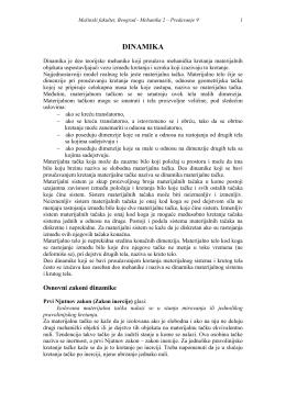 Predavanje br.9