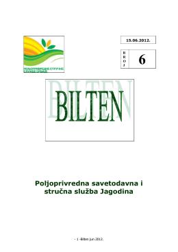 Poljoprivredna savetodavna i stručna služba Jagodina 6