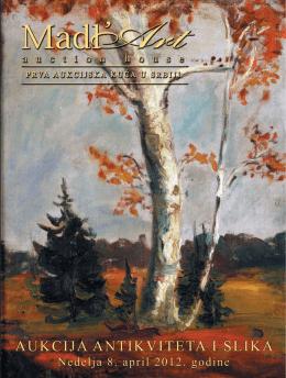 26. Aukcija antikviteta i slika