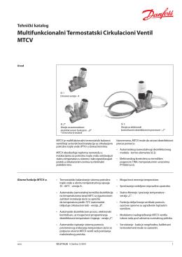MTCV - Danfoss.com