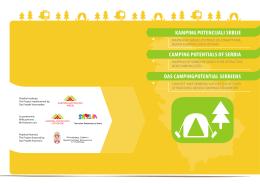 Mapiranje Srbije u potrazi za atraktivnim, novim kamping lokalitetima