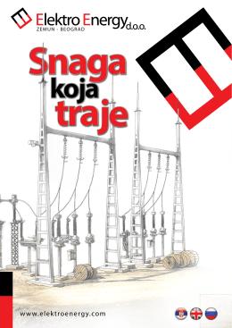 usluge - Elektro Energy doo