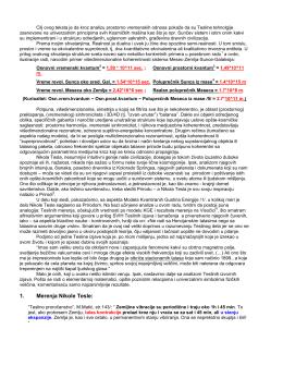 Tesla Goran pdf - Kroz prostor