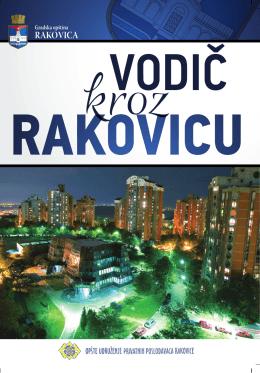 Туристички водич кроз Раковицу (pdf)