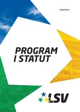 Program i Statut