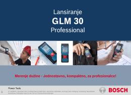 Laserski daljinomer GLM 30