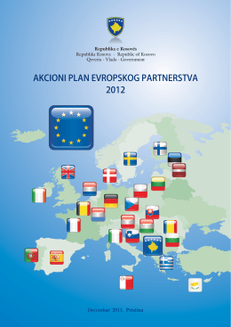 Akcioni plan za implementaciju evropskog partnerstva 2012