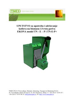 Timex Ekona TN-E