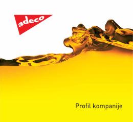 Profil kompanije