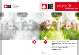 JUPOL Classic je Produkt godine 2014. JUPOL Gold - više od