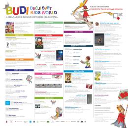 Program BUDI 2010. (PDF) - Kulturni centar Pančeva