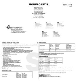 MODELCAST S - Interdent doo