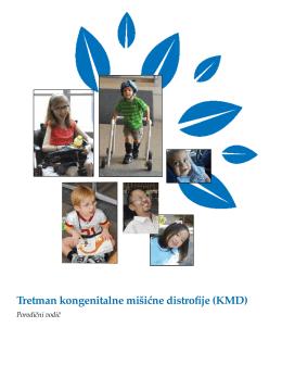 Tretman kongenitalne mišićne distrofije (KMD)