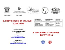 LIFE 2014 ŽIVOT 2014