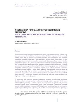 1. Meta Mehmed - Socioeconomica