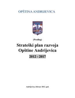 Andrijevica - Zajednica Opština Crne Gore