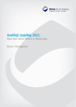 Godišnji izvještaj 2011. - Hypo Alpe-Adria