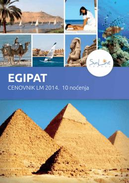 EGIPAT - Sunline Travel