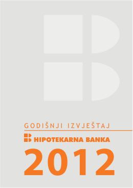 godisnji izvjestaj 2012