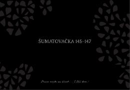 Katalog - Sumatovacka 145-147