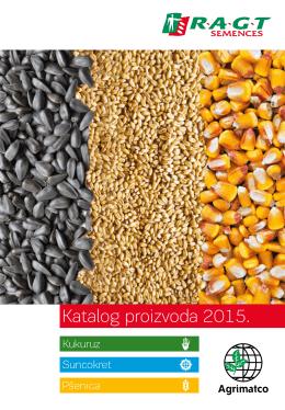 Katalog proizvoda 2015.