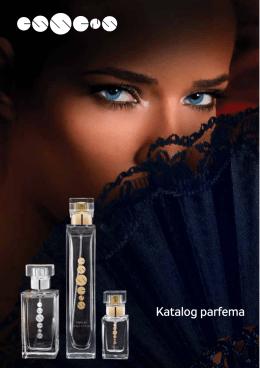 Katalog parfema