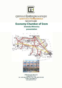 Economy Chamber of Srem - Sremska privredna komora