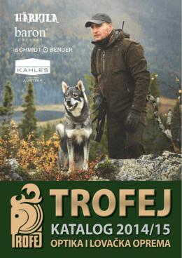 Katalog 2014/15 optika i lovačka oprema