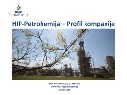 Profil kompanije - srpski (pdf, 2 MB)