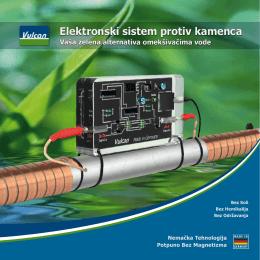 Elektronski sistem protiv kamenca