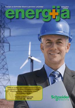 Energija SN Special - Schneider Electric