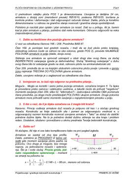 2c - Prosta ploca 6m raspona ARMIRANJE I KOMENTARI.pdf