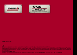 Skinite katalog - Titan Machinery