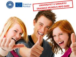 Ko su EU partnerski univerziteti?