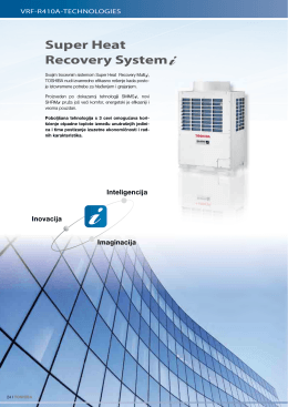 Super Heat Recovery System