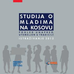 STUDIJA O M L A D I M A NA KOSOVU