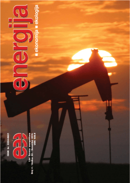ekonomija ekologija - savez energetičara