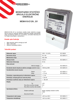 MEM410-E12N...B1 data sheet