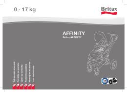 0 - 17 kg AFFINITY