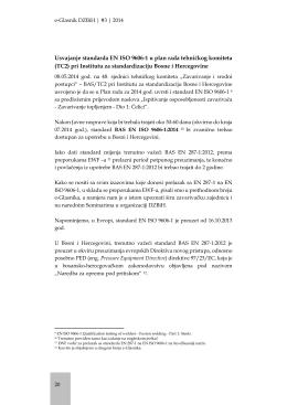 Vijesti iz okruženja i svijeta - Društvo za zavarivanje Bosne i