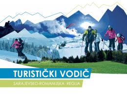 TURISTIČKI VODIČ - Turistička organizacija Istočno Sarajevo