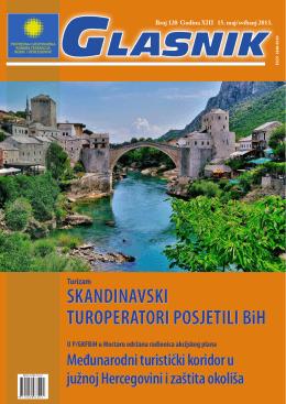 SkandinavSki turoperatori poSjetili BiH